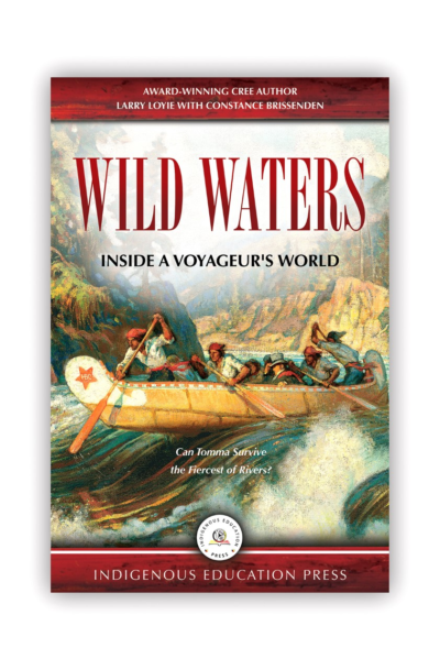 wild waters cover